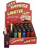 Sexy Surprise Lighter Adult Novelty Item