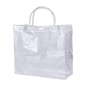 Borsa da vino in plastica trasparente in PVC per ghiaccio