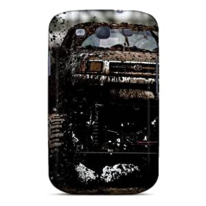 Samsung Galaxy S3 ZEy10899bDIV Provide Private Custom HD Toyota Hilux Monster Truck Skin Shock-Absorbing Hard Cell-phone Case -ColtonMorrill