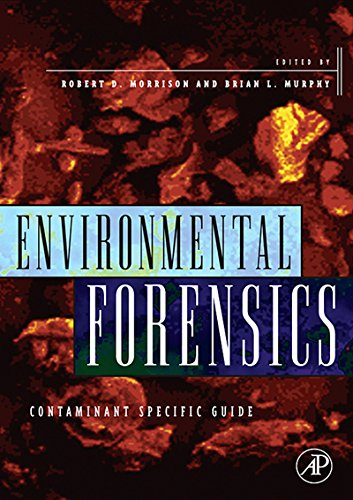 Download Environmental Forensics: Contaminant Specific Guide Pdf