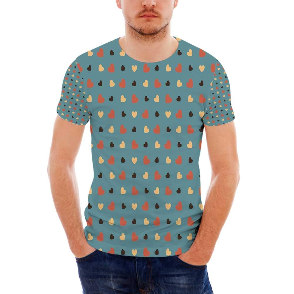 75th Birthday Decorations Fashionable T Shirt,for Men,S