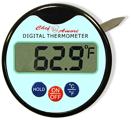 Digital Thermometer Chicken Barbecue Cooking
