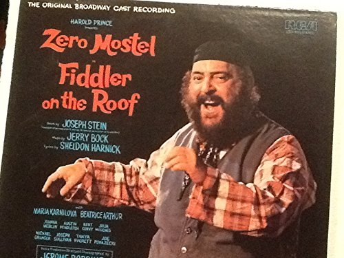 Price comparison product image Zero Mostel in Fiddler on The Roof