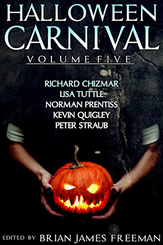 halloween carnival volume 5 by chizmar richard tuttle lisa prentiss