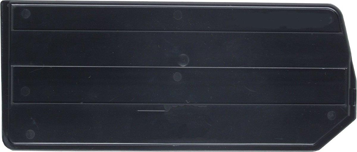 Quantum Storage DUS210CO Conductive Plastic Divider - Black