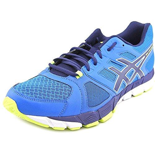 ASICS Men's Gel-Craze TR 2 Training Shoe,Sapphire/Midnight/Flash Yellow,13 M US
