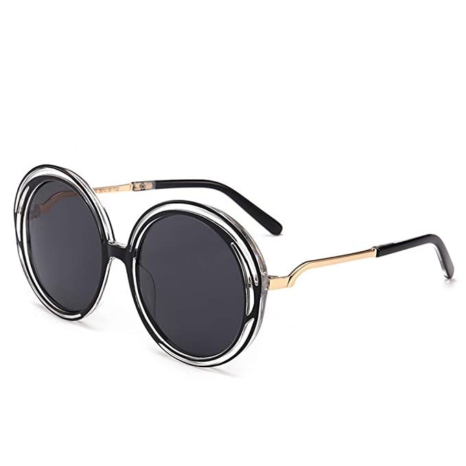 Gafas de sol polarizadas para niños - Marco redondo - Estilo de moda - Protección UV