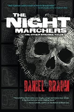 book cover of The Night Marchers