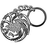 Amazon.com: Llavero con dragón Targaryen de Juego de ...