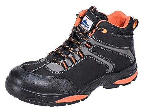 Portwest Fc60 Operis Bota S3 Hro Hombres Calzado Protector Los Zapatos Nuevos Negro