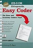 ICD-9 CM Easy Coder Chiropractic, Paul K. Tanaka, 1567815650
