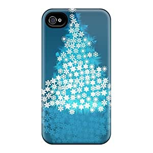 High-end Case Cover Protector For Iphone 4/4s(christmas Time) wangjiang maoyi