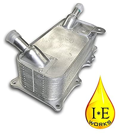 IE Works NEW Engine Oil Cooler for PORSCHE CAYENNE S GTS Transsyberia 4.8L 94810727103