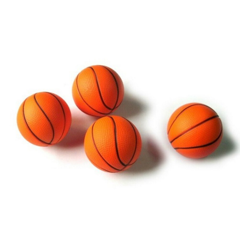 numbeast 1 Pack 6,3 cm Baloncesto muñeca ejercicio Stress Relief ...