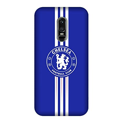detailed look b863e 029f9 Abaci OnePlus 6 Chelsea Cases and Covers by Champ-o: Amazon.in ...