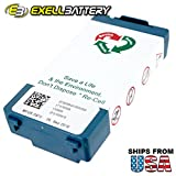 Exell 9V Onsite & Home AED Battery For Philips HeartStart FRx
