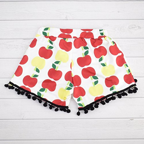 Unique Baby Girls Kindergarten Rocks Back to School Outfit (7/XXL) by Unique Baby (Image #4)'