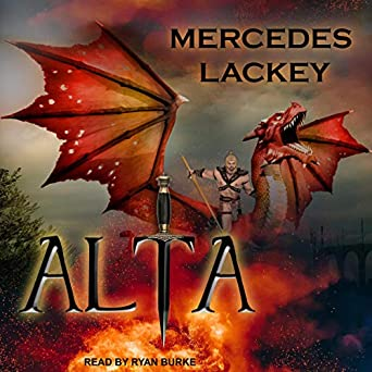 Alta by Mercedes Lackey science fiction and fantasy book and audiobook reviews