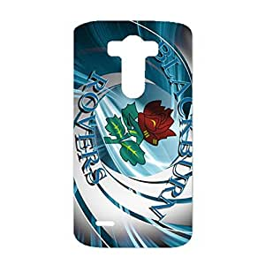 Blackburn Rovers Football Club Phone Case Unique Design 3D Phone Case for LG G3 with Blackburn Logo