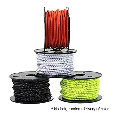 Strong Elastic Rope Cord Bungee Shock Cord Stretch String For Diy Jewelry Making Outdoor Project Tents Kayak Boat Bag Luggage Arts,crafts & Sewing