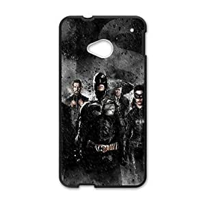 HTC One M7 phone cases Black Batman Bane cell phone cases Beautiful gifts UREN2401221