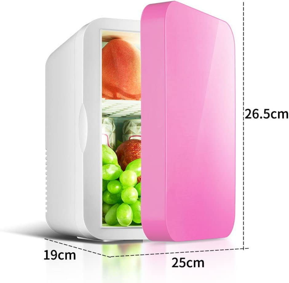 Compra SL&BX Nevera coche, 6l doble mini refrigerador pequeño ...