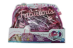 Color Me Mine EX86848 Gloss and Glam Weekender Bag