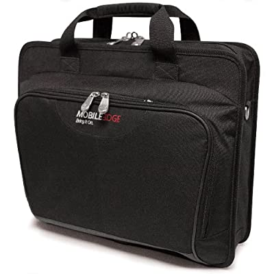 "Mobile Edge Men's Quick Briefcase - 16""/17"" Mac lovely"
