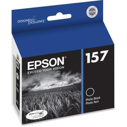 EPST157120 - Epson UltraChrome K3 T157120 Ink Cartridge - Photo Black -
