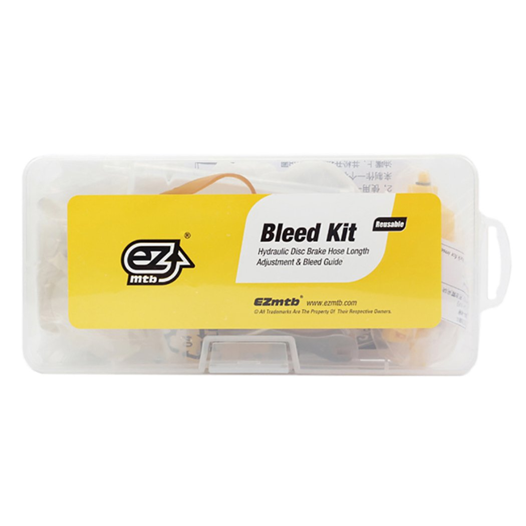 Outgeek Bicycle Hydraulic Brake Bleed Tool Kit for MT Seires Brake System Use Mineral Oil Brake by Outgeek (Image #7)