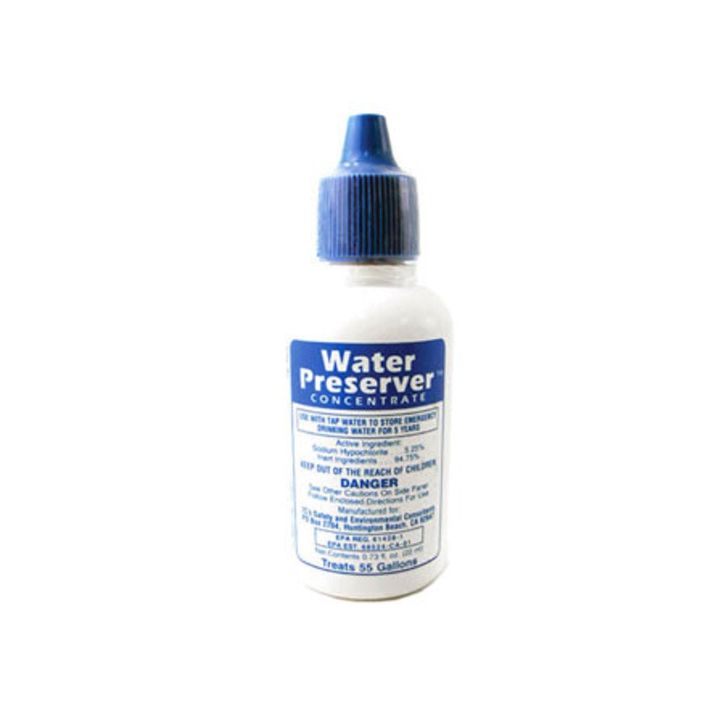 55 Gallon Water Preserver