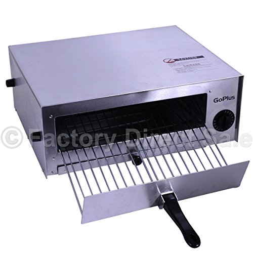 UBRTools Home Kitchen Pizza Oven Stainless Steel Counter ...