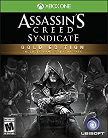 Assassin's Creed Syndicate - Gold Edition - Xbox One