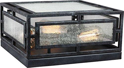 Weathered Zinc Pendant Light in US - 6