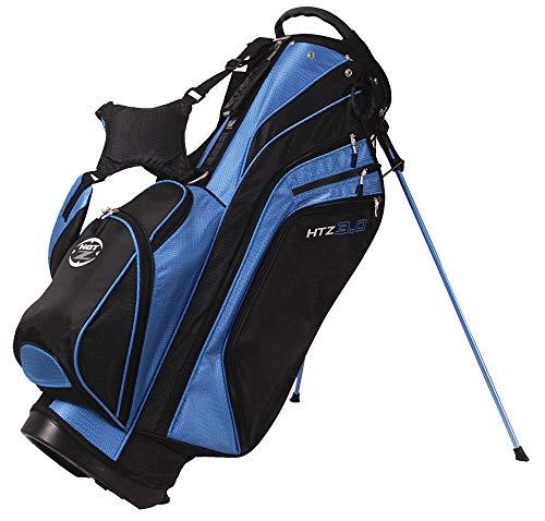 (Hot-Z Golf 2018 3.0 Stand Deep Sea Blue Bag)