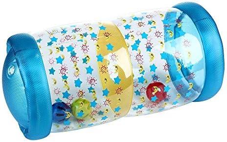 FOONEE Juguete Inflable para bebé con Ruedas, Juguete para Gatear ...