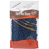 Bluezoo Chamomile Depilatory Pearl Hard Wax / Brazilian Granules Hot Film Wax Bead For Hair Removal(stripless) ,10ounce/300g