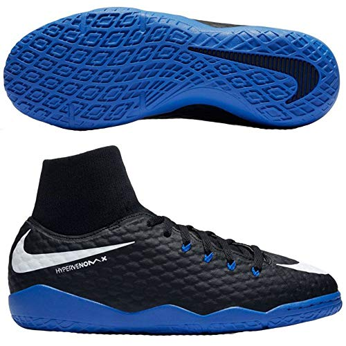 NIKE Youngsters' Jr. Hypervenomx Phelon III Dynamic Fit (IC) Indoor Soccer Shoes – DiZiSports Store