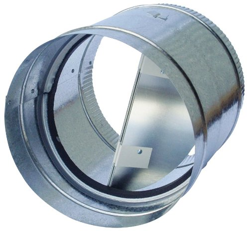Speedi-Products AC-BD 07 7-Inch Diameter Galvanized Back Draft Prevention Damper ()