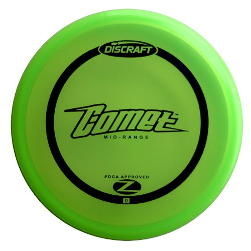 Discraft Comet Elite Z Golf Disc, 170-172 Grams
