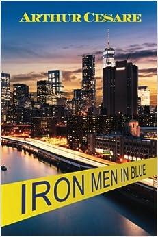 Book Iron Men in Blue