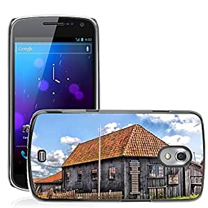 Hot Style Cell Phone PC Hard Case Cover // M00170624 Netherlands Building Store Shop // Samsung Galaxy Nexus GT-i9250 i9250