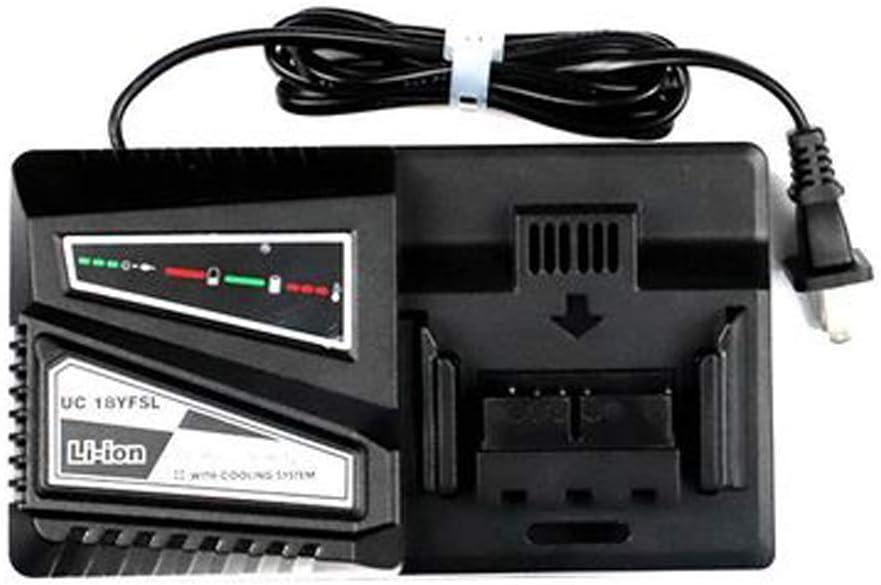 Schnellladegerät Für HITACHIA UC18YFSL Lithium-batterie Charger 100-240V EU
