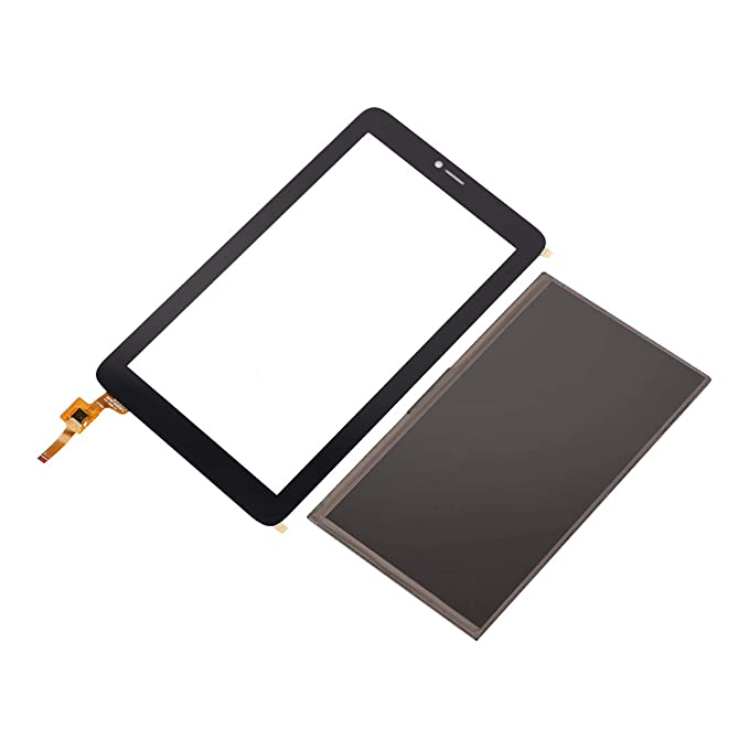 Black Replacement For Alcatel One Touch Pixi 3 9002x 9002a New Assembly Lcd Replacement Display Touch Screen Digitizer Amazon In Electronics