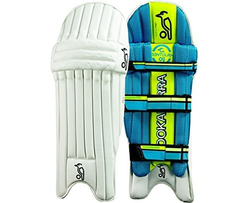 Kookaburra 2016 Cricket Batting Pads Verve Pro Mens Right Hand by Kookaburra Cricket by Kookaburra Cricket
