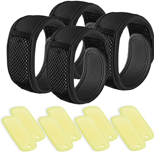 NextGen Outdoors Mosquito Repellent Bracelets product image
