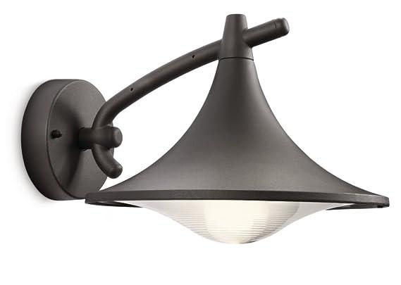 Obi Plafoniere Da Esterno : Philips cedar lampada da parete per esterno lanterna down