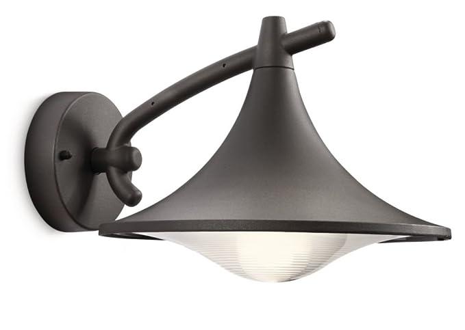 Lanterne Da Giardino A Muro : Philips cedar lampada da parete per esterno lanterna down