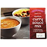Mayflower Medium Curry Sauce Mix - 12 Boxes