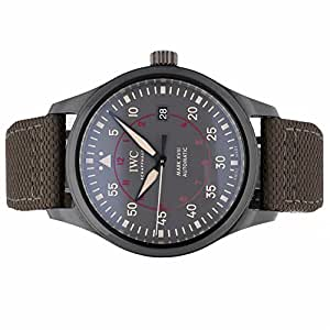 IWC Pilot automatic-self-wind mens Watch IW324702 (Certified Pre-owned)